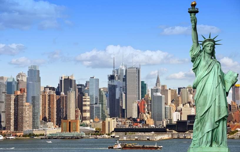 английский язык в нью-йорке