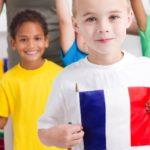 Овладение французским языком. Условия для подростков. Групповые посещения для детей
