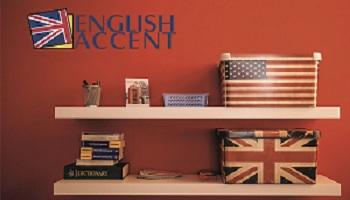 •акценты английского языка