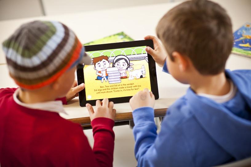обучение английскому языку для детей
