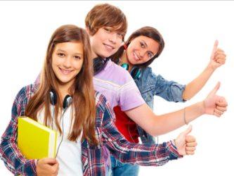 курсы английского для подростков