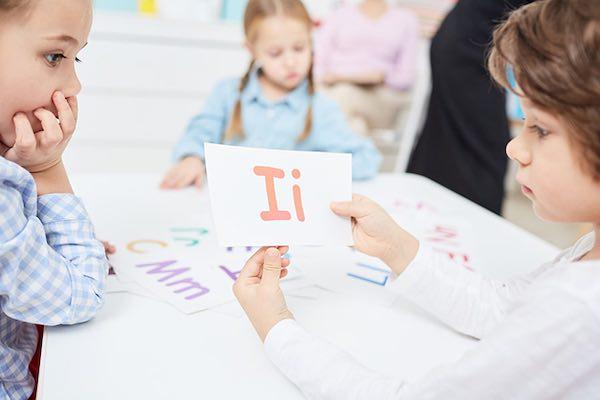 изучение английского для детей 6 лет